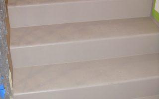 Revêtement escalier